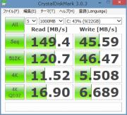 x2 10_CrystalDiskMark