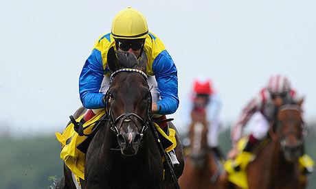 【海外競馬】凱旋門賞の有力馬ノヴェリスト、熱発で出走回避 今年のキングジョージを圧勝した強豪
