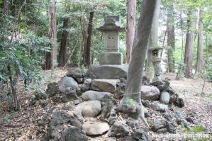 土支田八幡宮(練馬区土支田)14
