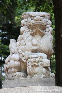 土支田八幡宮(練馬区土支田)7
