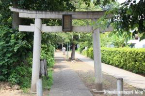 八坂神社(練馬区大泉)1