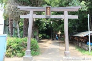 八坂神社(練馬区大泉)3