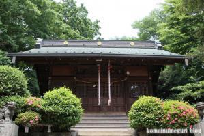 八坂神社(練馬区大泉)8