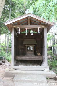 八坂神社(練馬区大泉)17