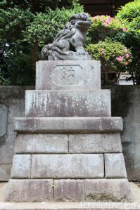 八坂神社(練馬区大泉)27
