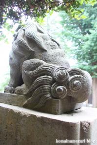 八坂神社(練馬区大泉)30