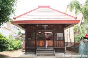 北野神社(練馬区谷原)5