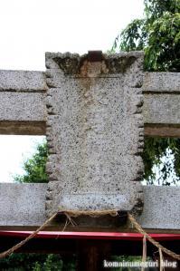 北野神社(練馬区谷原)2
