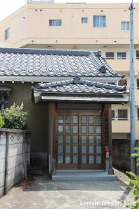天祖稲荷神社(練馬区東大泉)4