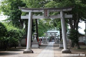 北野神社(練馬区東大泉)1