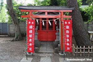 北野神社(練馬区東大泉)3