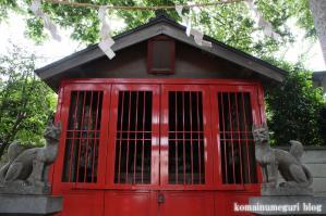 北野神社(練馬区東大泉)6