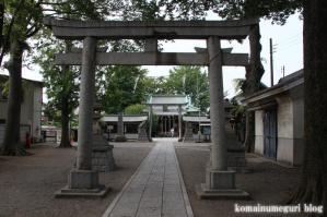 北野神社(練馬区東大泉)7