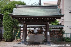 北野神社(練馬区東大泉)9