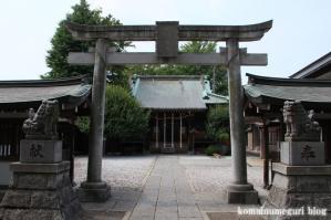 北野神社(練馬区東大泉)11