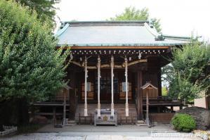 北野神社(練馬区東大泉)15