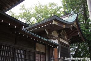 北野神社(練馬区東大泉)17