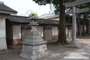 北野神社(練馬区東大泉)22
