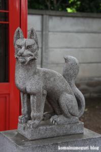 北野神社(練馬区東大泉)4