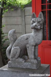 北野神社(練馬区東大泉)5