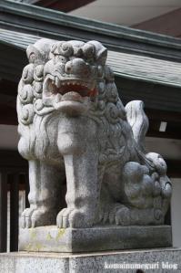 北野神社(練馬区東大泉)12