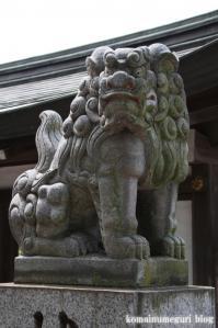 北野神社(練馬区東大泉)13