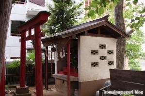 井口稲荷神社(練馬区関町北)5