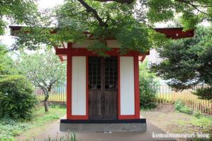 小関稲荷神社(練馬区石神井台)2