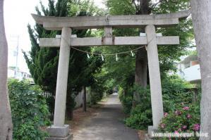 天祖若宮八幡宮(練馬区関町北)6