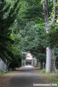 天祖若宮八幡宮(練馬区関町北)1
