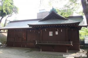 三宿神社(世田谷区三宿)6