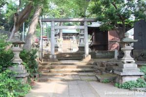 三宿神社(世田谷区三宿)5