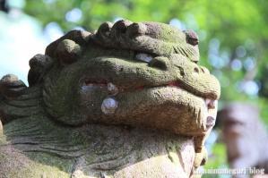 三宿神社(世田谷区三宿)18