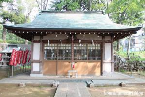 三宿神社(世田谷区三宿)21