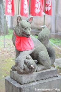 三宿神社(世田谷区三宿)26
