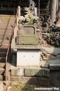 三宿神社(世田谷区三宿)7