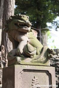 三宿神社(世田谷区三宿)8