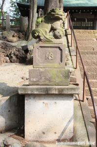 三宿神社(世田谷区三宿)11