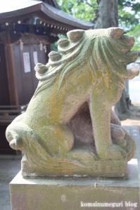 三宿神社(世田谷区三宿)9