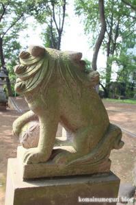 三宿神社(世田谷区三宿)13