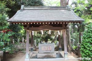 駒繋神社(世田谷区下馬)4