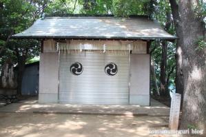 駒繋神社(世田谷区下馬)15