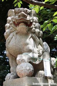 駒繋神社(世田谷区下馬)6