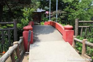 厳島神社(目黒区碑文谷)3