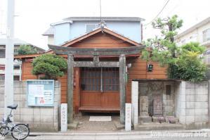 中村八幡神社(世田谷区深沢)1