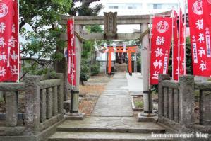 伊富稲荷神社(世田谷区桜新町)1