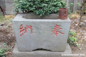 伊富稲荷神社(世田谷区桜新町)4