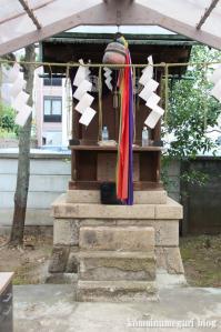 伊富稲荷神社(世田谷区桜新町)6 - コピー