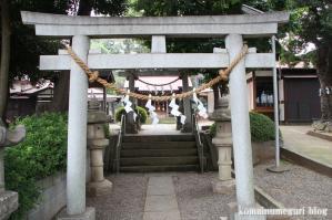 弦巻神社(世田谷区弦巻)4