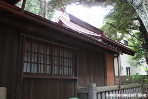 弦巻神社(世田谷区弦巻)21